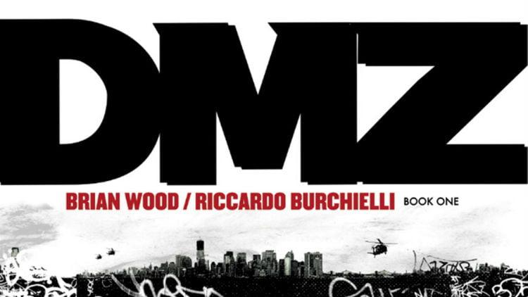 DMZ book 1