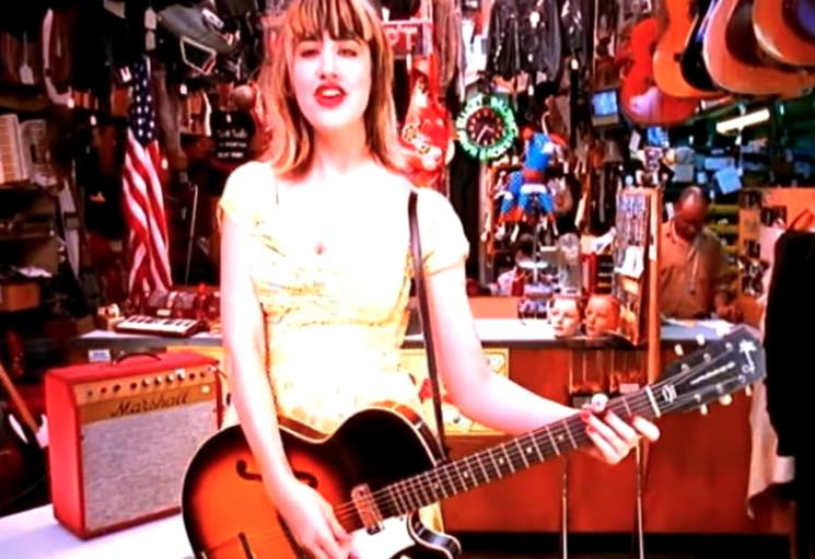The Muffs' Kim Shattuck
